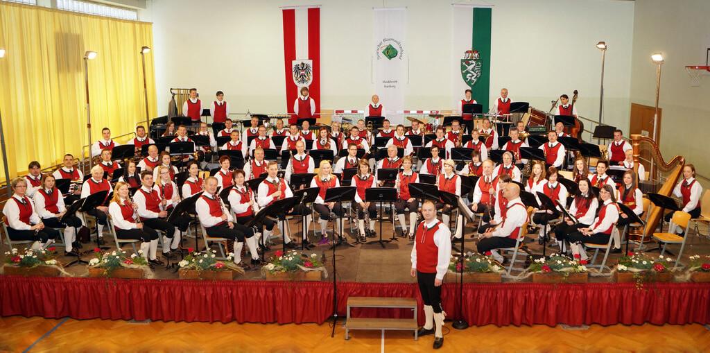 Musikkapelle Pöllau