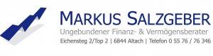 Salzgeber Markus Finanzberater_BRONZE